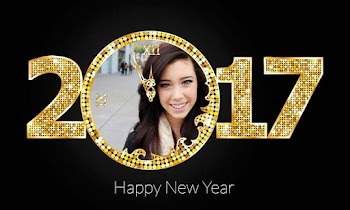 New Year Photo Frame 2017 - screenshot thumbnail 01