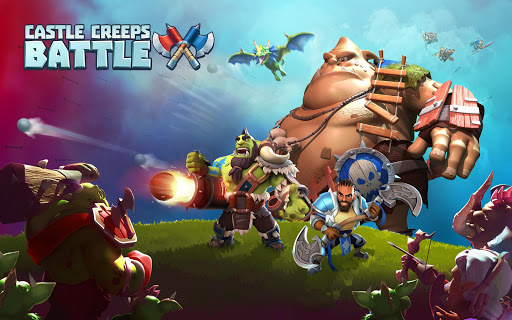Castle Creeps Battle 1.7.0 screenshots 7