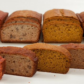 Four-in-One Amazing Quick Breads