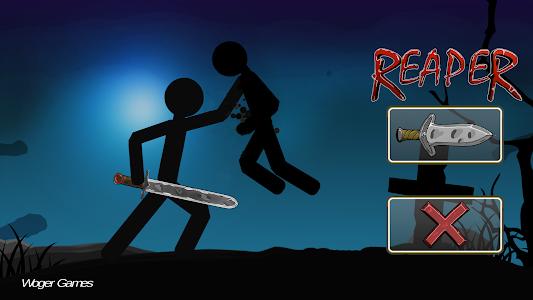 Stickman Reaper 0.1.4 (Mod Money)