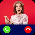 Fake Call - Fake Call GirlFriend Prank Call App icon