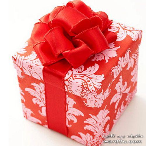 طرق عمل ورود لتغليف الهدايا
