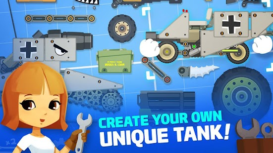 Super Tank Rumble Android Apps On Google Play