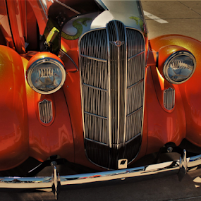 Nice Candy by Benito Flores Jr - Transportation Automobiles ( orange, ft.worth, candy, texas, car show, street rod )