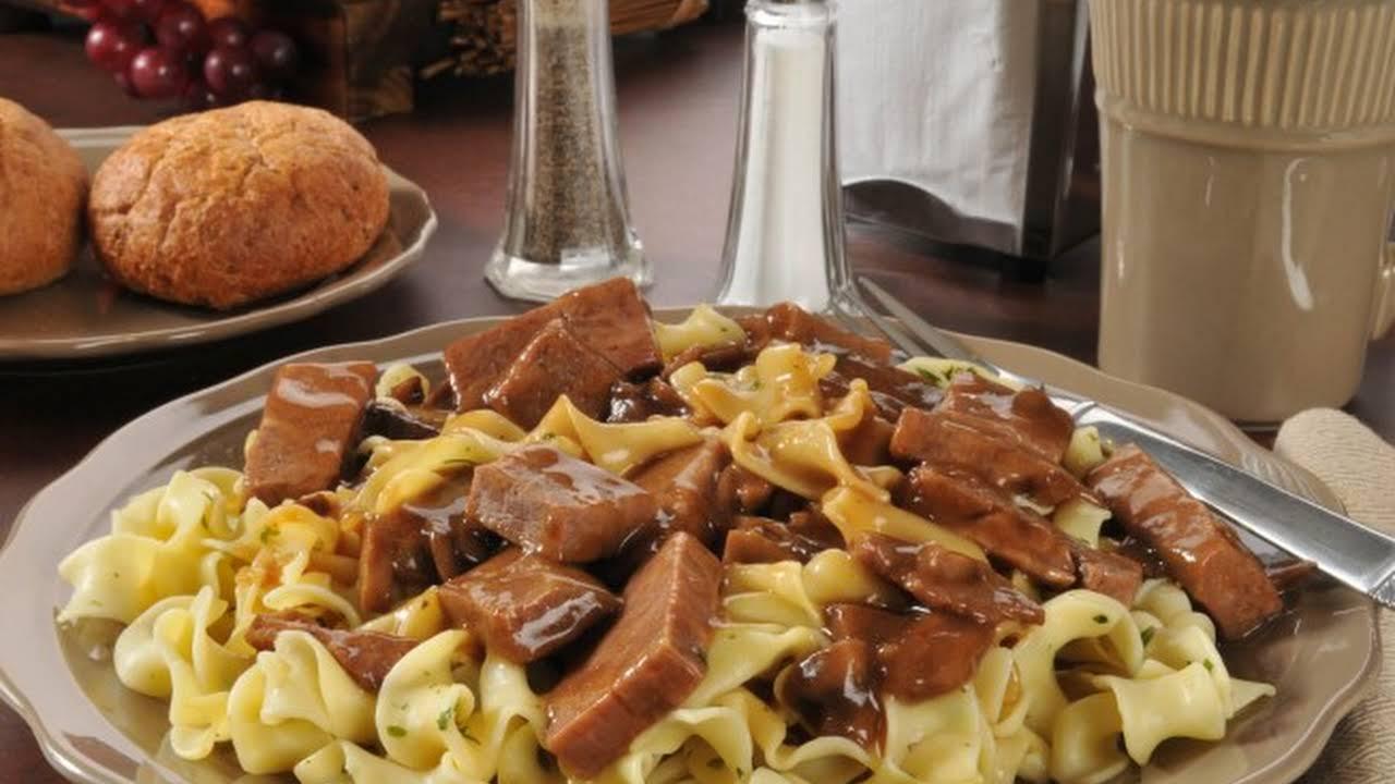 Beef Tenderloin Crock Pot Recipe