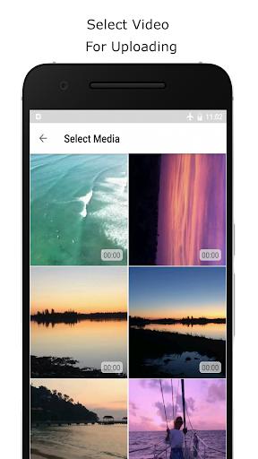 Video Uploader for Youtube 1.5 screenshots 1