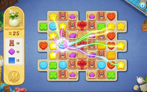 Matchington Mansion MOD APK 1.85.0 [Unlimited Coins + Unlocked] 8