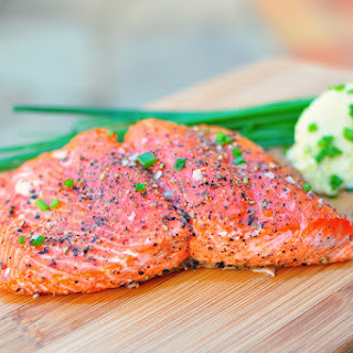 Salmon With Wasabi Butter Recipes