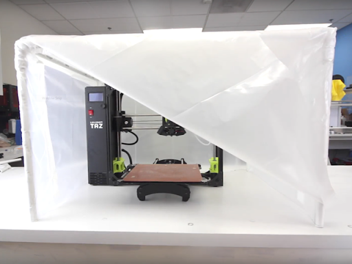 How To Build An Enclosure For Your 3D Printer | MatterHackers
