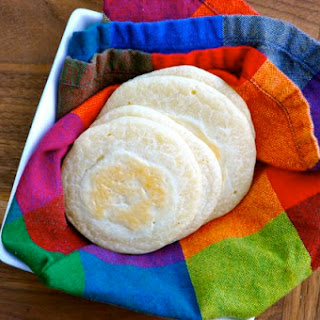 Grain-Free Flat Bread.
