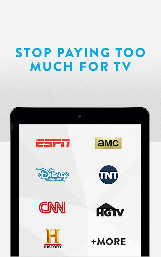 Sling TV: Stop Paying Too Much For TV! screenshot 6