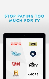 Sling TV: Stop Paying Too Much For TV! Capture d'écran