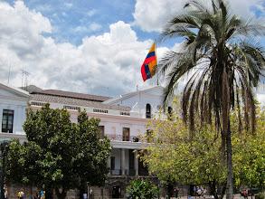 Photo: Palacio del gobierno