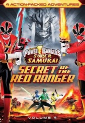 Power Rangers Super Samurai: The Secret of the Red Ranger Vol. 4