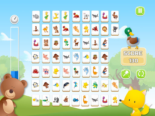 Connect Animals : Onet Kyodai (puzzle tiles game) 3 screenshots 10