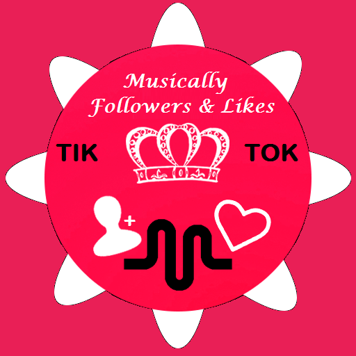 TIKTOK Musically Followers & Likes