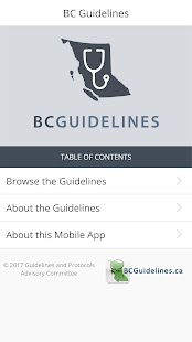 BC Guidelines- screenshot thumbnail