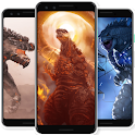 Godzilla Wallpaper HD 2020 icon
