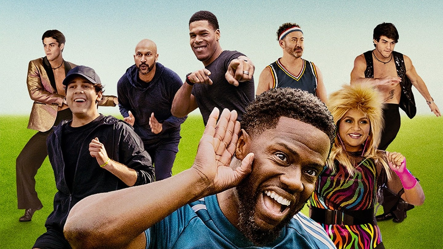 Watch Kevin Hart: What the Fit live