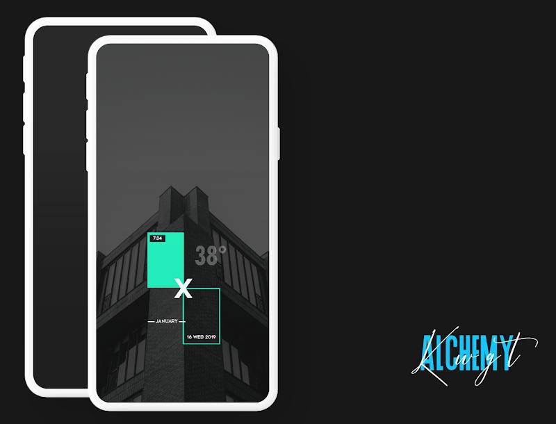 Alchemy for KWGT Screenshot 3