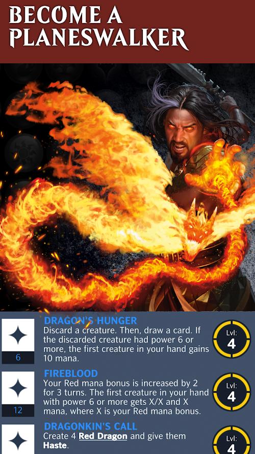 Screenshot 4 Magic: The Gathering - Puzzle Quest 2.9.0 APK MOD