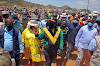 Ramaphosa receives thunderous welcome in Malema's hometown of Seshego - SowetanLIVE