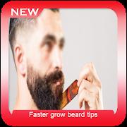 App Faster grow beard tips APK for Windows Phone