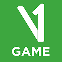 V1 Game: Golf GPS and Stats icon