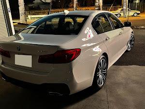 5シリーズ セダン G30のカスタム事例画像 BMW LINEさんの2021年01月20日18:57の投稿