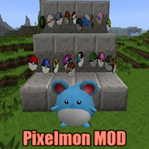 Pixelmon Mods