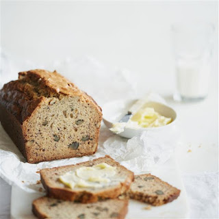 Banana Nut Quick Bread Recipe