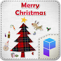 Christmas Quilt Launcher Theme icon