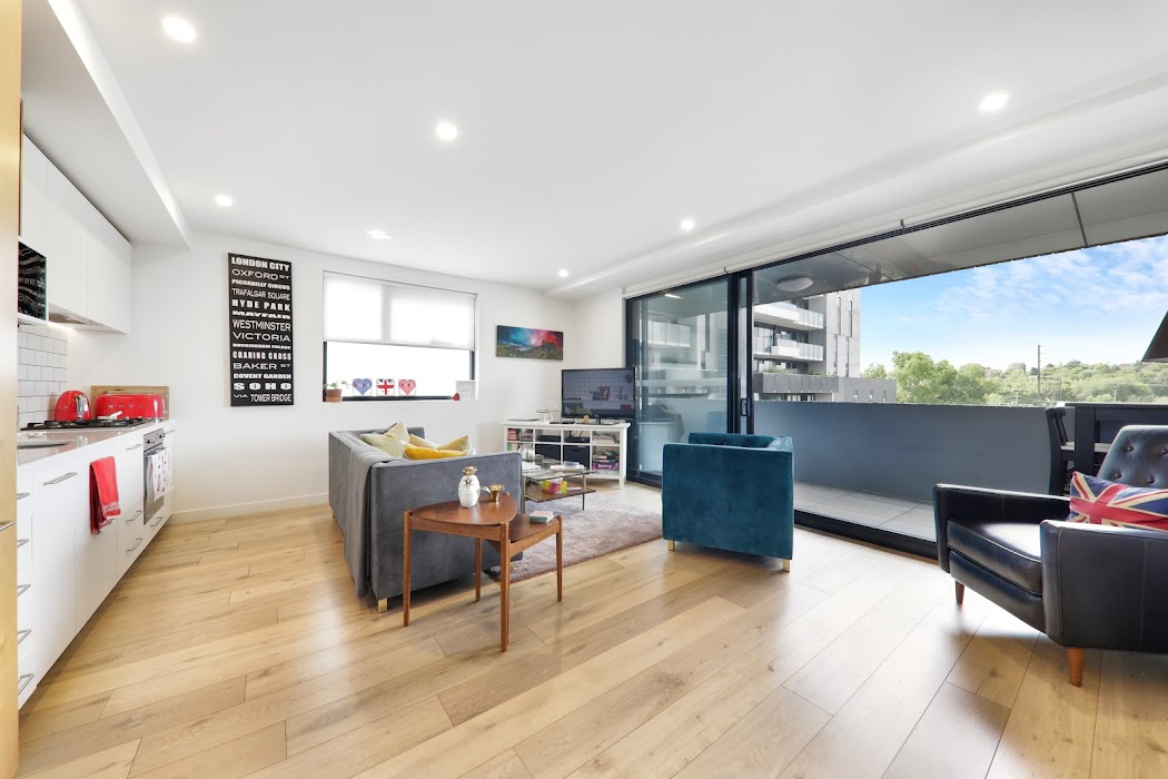 Main photo of property at 202/7 Montrose Street, Hawthorn East 3123