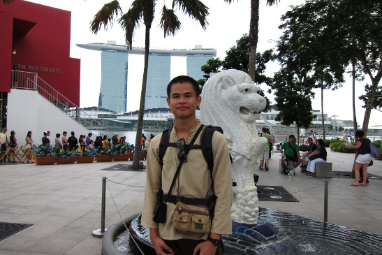 Little Merlion