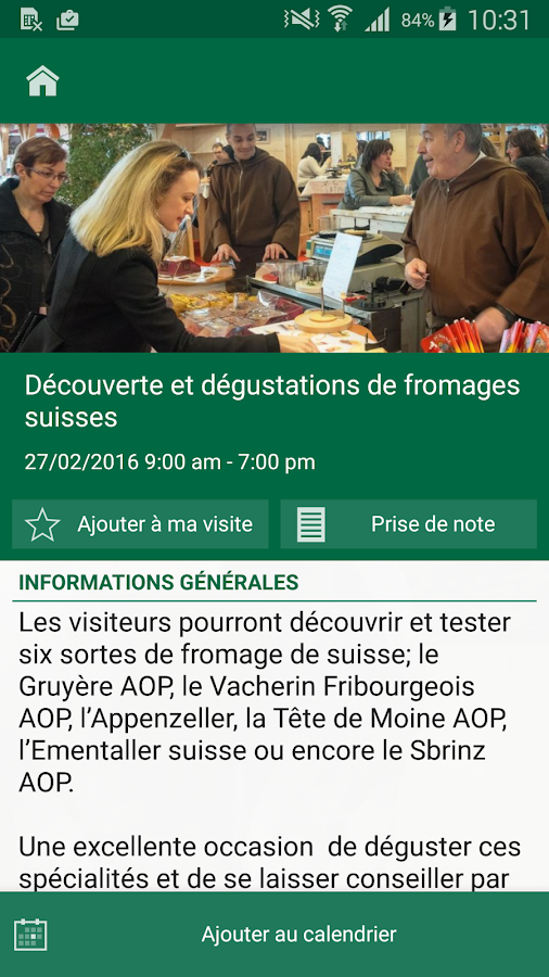 Salon de l agriculture android apps on google play for Acces salon de l agriculture