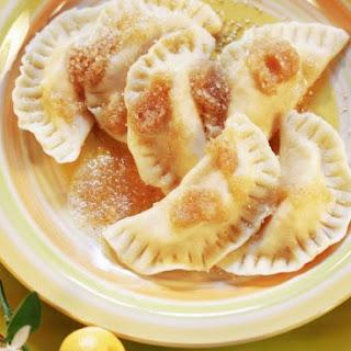 Sweet Pasta Parcels