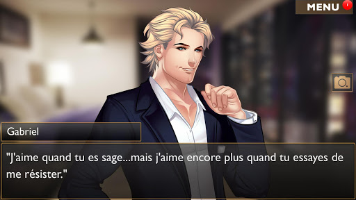 Télécharger Is It Love? Gabriel - Jeu de relations virtuel  APK MOD (Astuce) screenshots 6