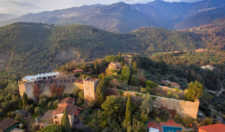 Villa avec jardin et terrasse Camaiore