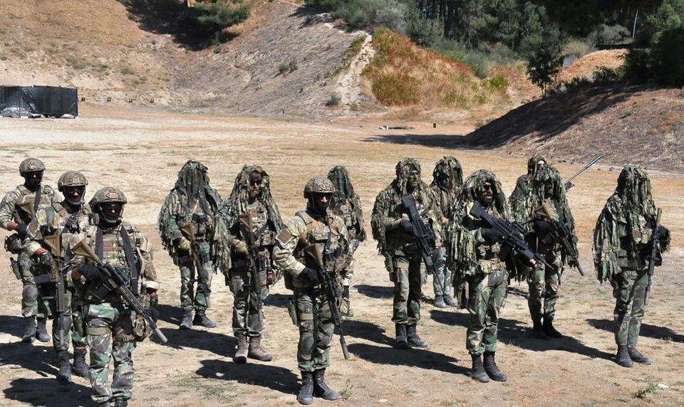 AVISO: Exercício do Curso de Operações Especiais em Lamego