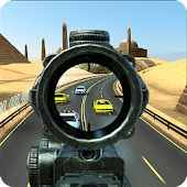 Sniper Traffic Hunter - Shoot War