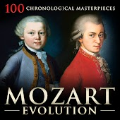 Mozart Evolution: 100 Chronological Masterpieces
