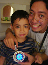 Photo: Father-and-son pic! :-)