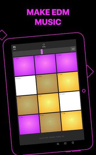 Electro Drum Pads 24 - Music & Beat Maker 2.5.5 screenshots 7