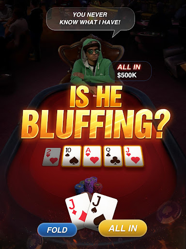 Holdem or Foldem - Poker Texas Holdem apktram screenshots 6