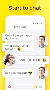Sweet Chat Mod Apk- Free Chat Online,Make Friends,Meet me 6