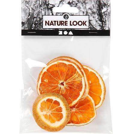 Apelsinskivor 40-60mm 5/fp