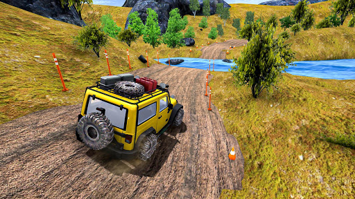 Offroad Pickup Truck & Jeep Driving Simulator ss2