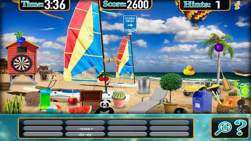 Hidden Objects Florida Travel - Free Object Game apkmr screenshots 2