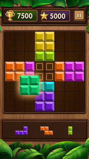 Brick Block Puzzle Classic 2020 filehippodl screenshot 1