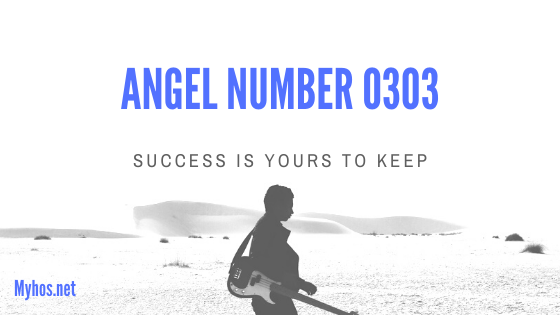 Angel number 0303 meaning